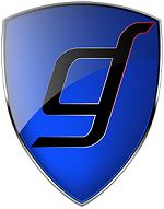 Logo Genty marca de autos