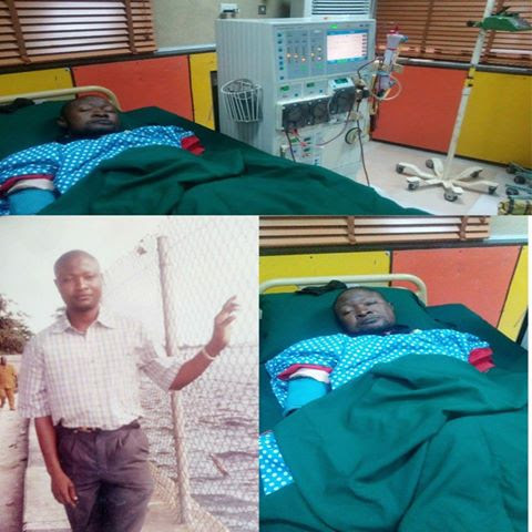 Father of 4 Down With Kidney Ailment, Needs Financial Assistance