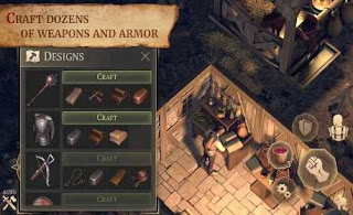 Grim Soul: Dark Fantasy Survival Mod Apk v1.4.1 Money for Android
