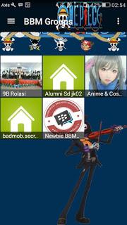 BBM Mod Kimochi One Piece Batch