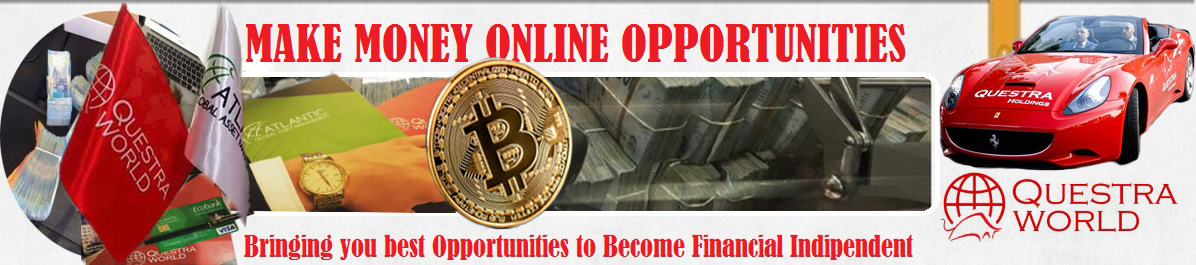 MAKE MONEY ONLINE OPPORTUNITIES