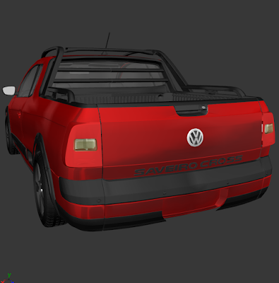 GTA SA - Saveiro G5 Cross