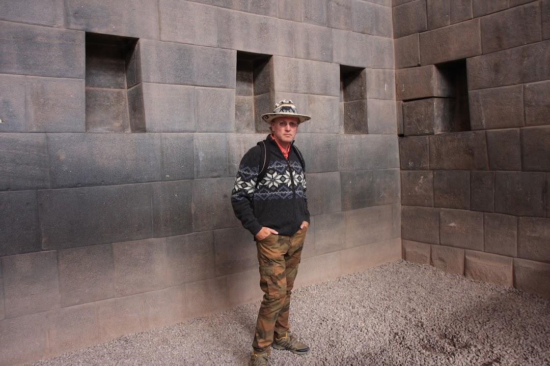 Peru. CORICANCHA . Cuzco.