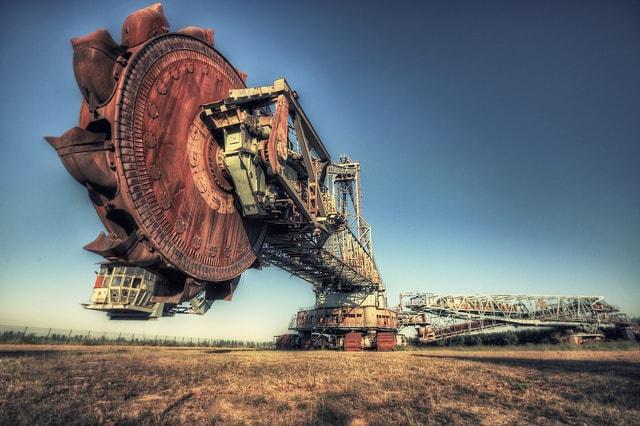 أضخم عشر آلات ميكانيكية في العالم