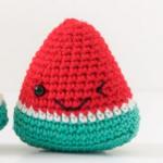 http://www.1dogwoof.com/watermelon-amigurumi-keychain-stocking-stuffer/