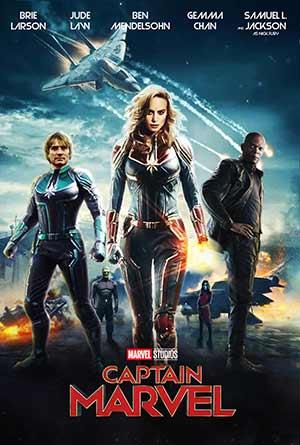 Captain Marvel 2019 Official Trailer Movie HD 1080p Online