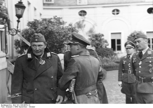 9 October 1940 worldwartwo.filminspector.com Hermann Goering