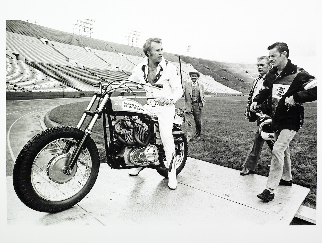 Being Evel