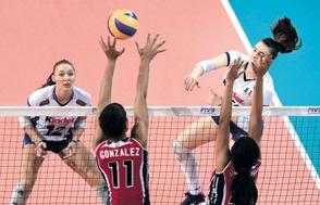 Dominicana se queda con la plata en el mundial de voleibol