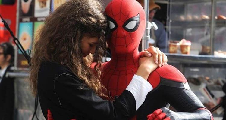 Spider-Man: Lejos de casa estrena su primer teaser tráiler
