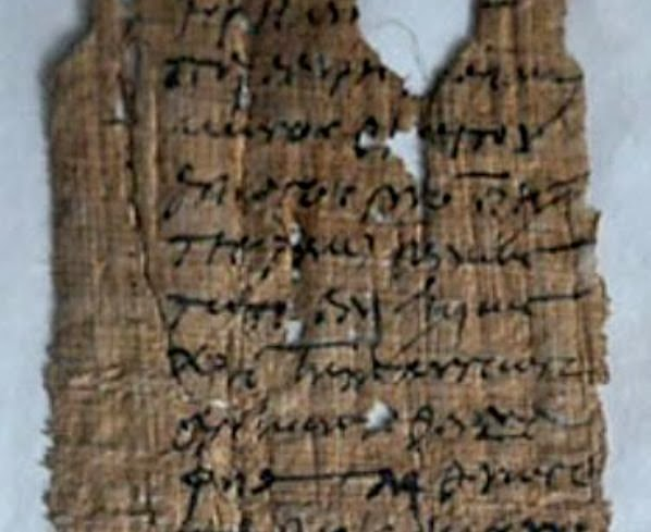 Egyptian papyri discovered at American college