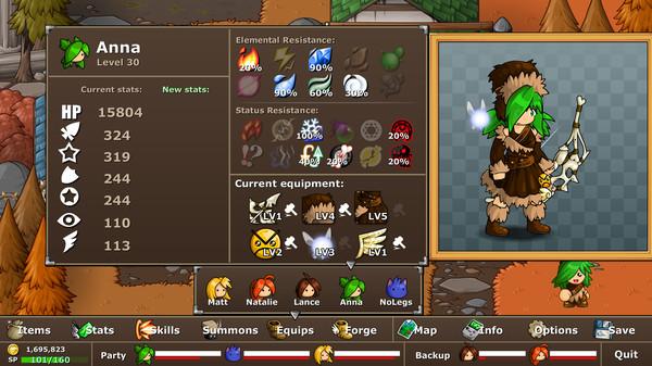 Epic Battle Fantasy 5 Full Version