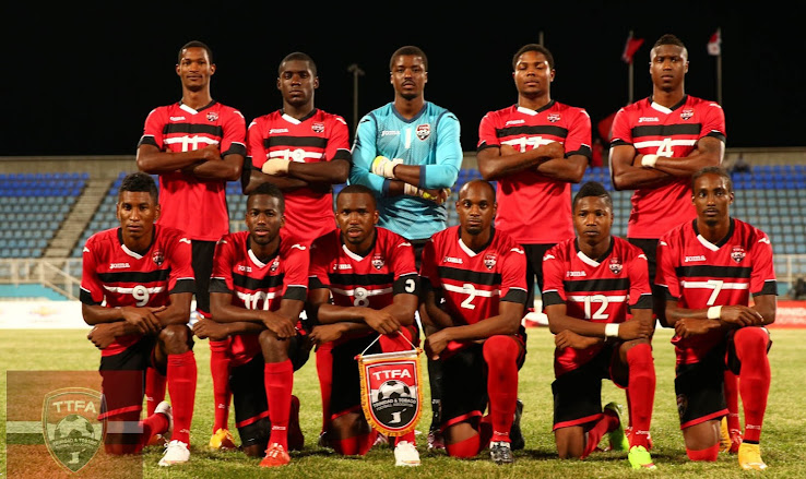 bad5d596ed9 Trinidad and Tobago 2015 Home Kit Released - Footy Headlines