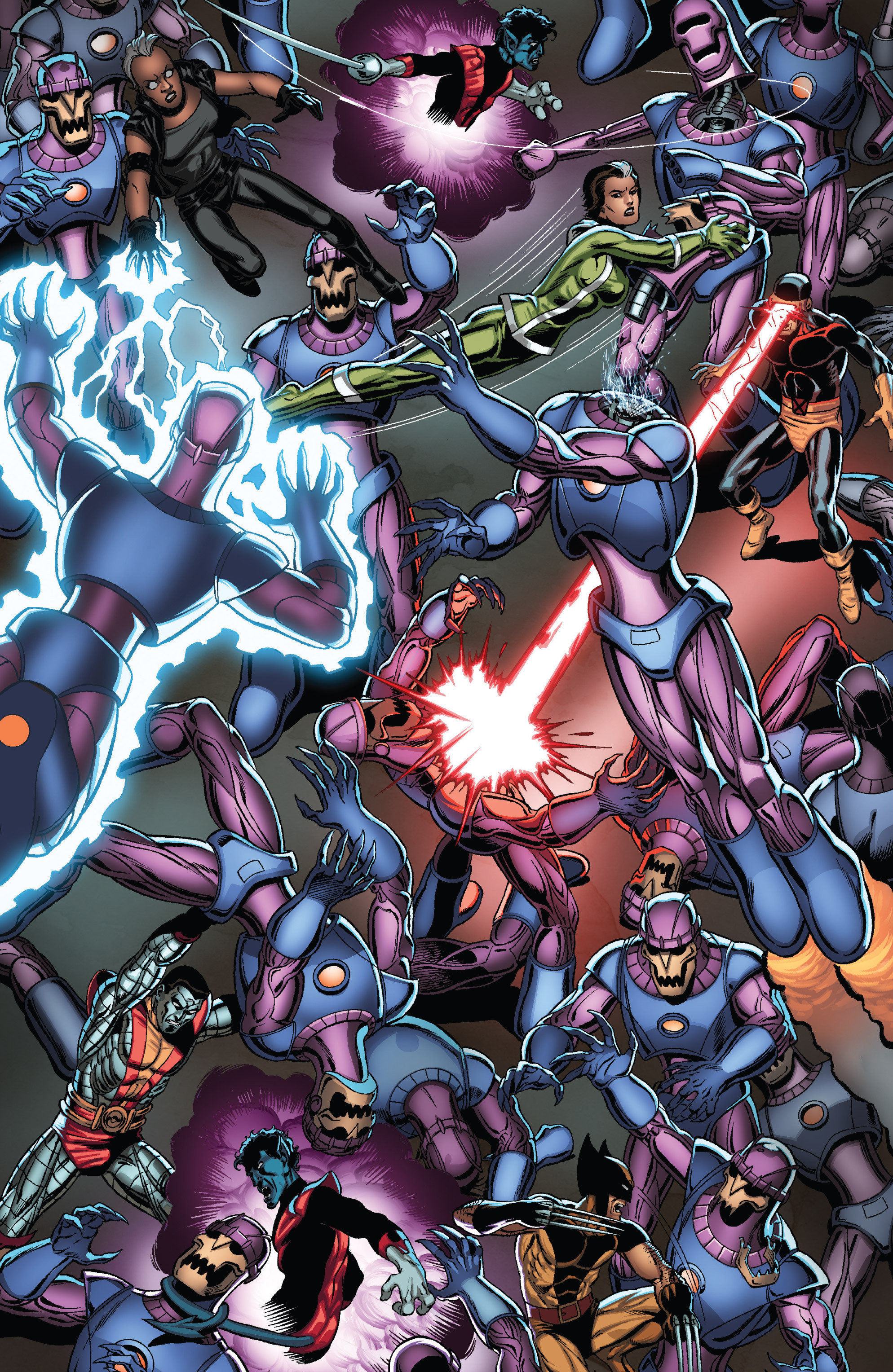 Read online All-New X-Men (2013) comic -  Issue # _Special - All-Different - 90