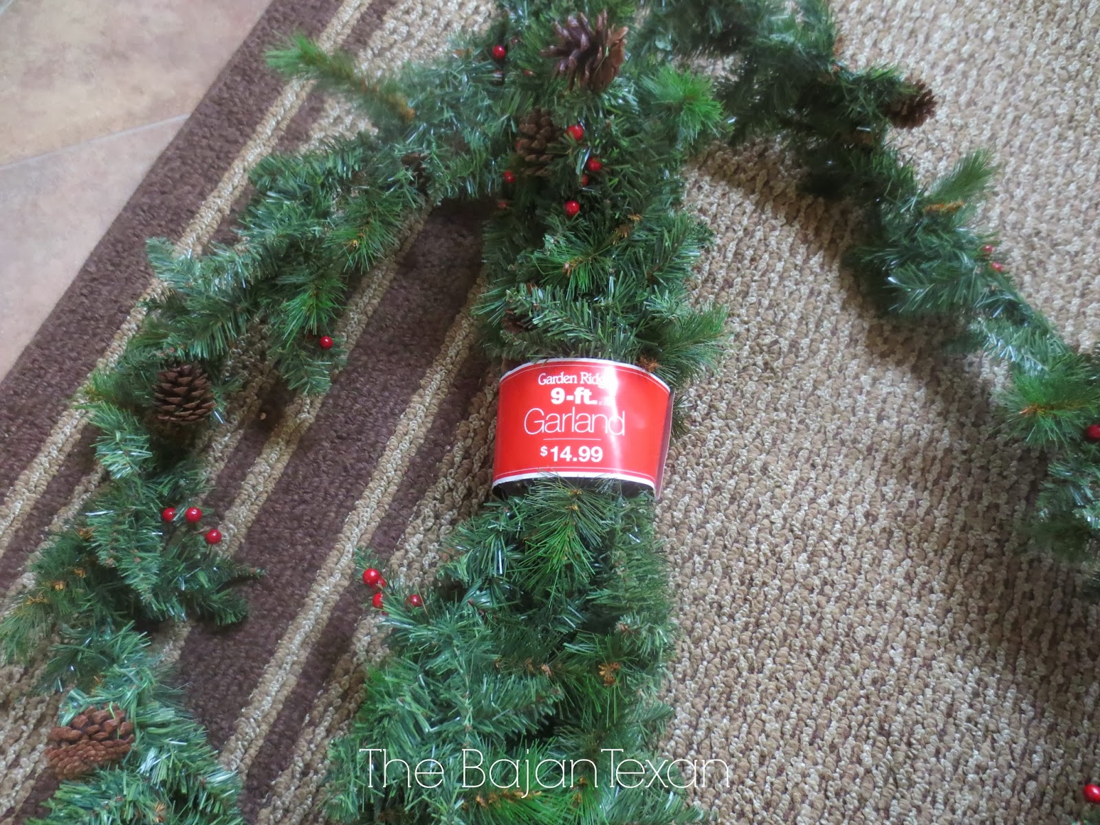 christmas garland diy - photo #37