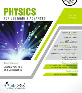 ELECTRIC POTENTIAL AND CAPACITANCE NOTE BY PLANCESS