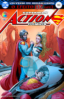 DC Renascimento: Action Comics #988