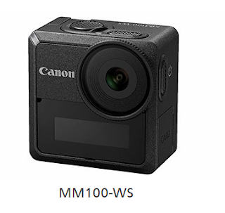Canon proposes new imaging solutions business that will utilize new compact multipurpose module camera under development