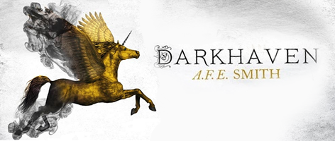 Book Spotlight: Darkhaven by A.F.E Smith with author Q & A