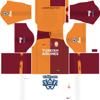 galatasaray gs 2019 dls forma ve logo