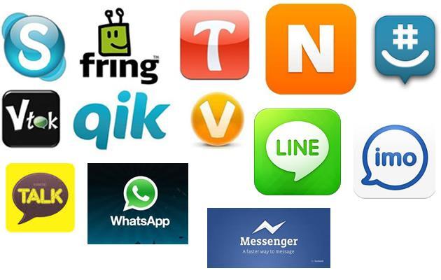 Beste chat-app aus
