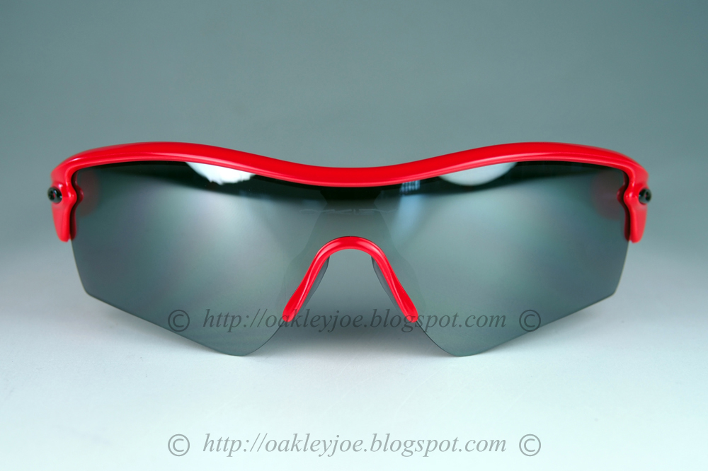 red and black oakleys  Singapore Oakley Joe\u0027s Collection SG: Radar Path