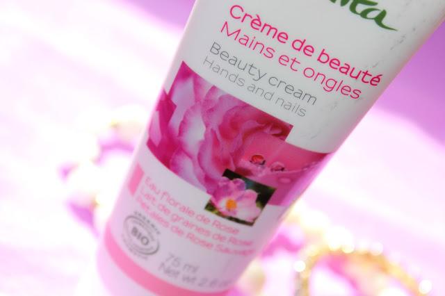 Отзыв: МЕЛВИТА Крем для рук и ногтей «Розовый нектар»  Melvita, Nectar de Roses.