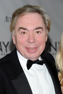 Andrew Lloyd Webber. Director of The Phantom of the Opera at the Royal Albert Hall