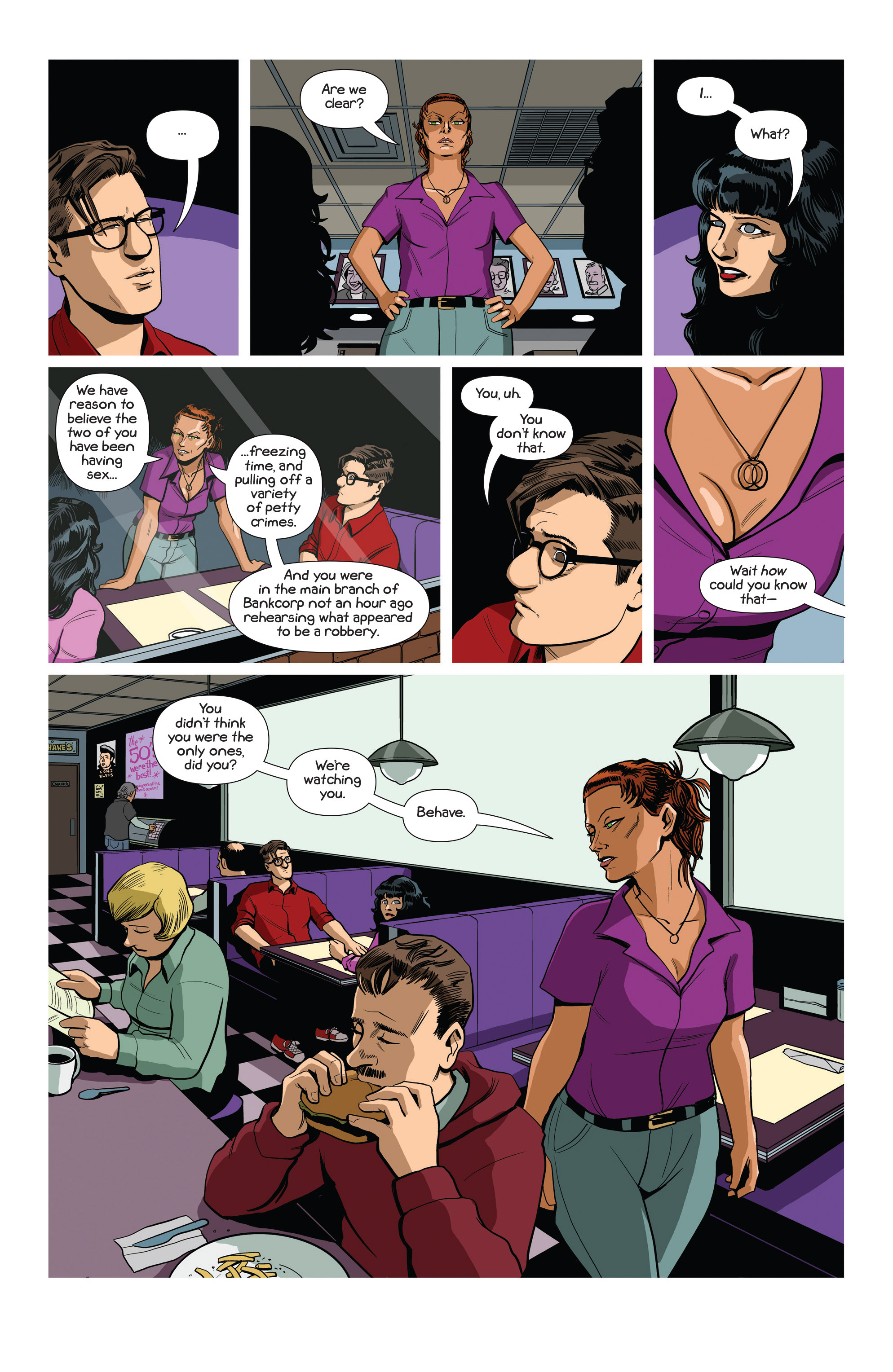 Read online Sex Criminals comic -  Issue #5 - 13