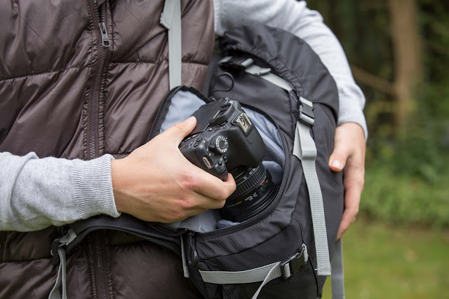 Gear of the Week #GOTW KW 16  Hama Kamera-Rucksack Trekkingtour 140  Wanderrucksack für Fotografen 01