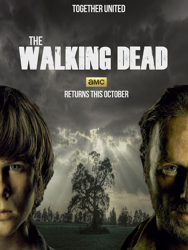 The Walking Dead Season 5 EP.1 [HD][Soundtrack]