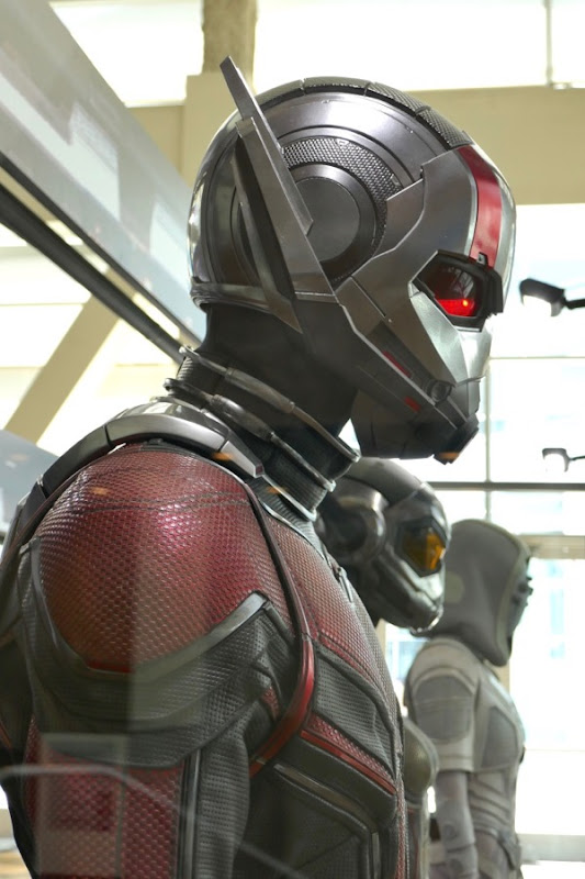 Ant-Man 2018 costume helmet