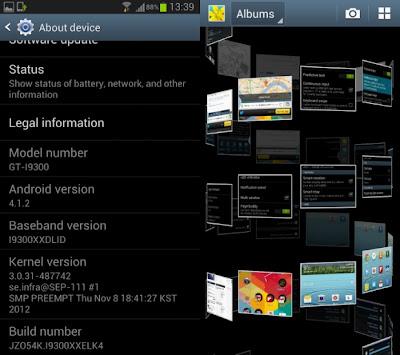Este firmware es oficial, puede ser usado como un firmware diario y viene con interesantes mejoras como la opción multi-view o multi ventana que esta presente en el Galaxy Note 2 y puedes ir actualizando los nuevos firmware de Android 4.1.2 que vayan saliendo tal como paso con Android 4.1.1 hasta que Samsung libere vía OTA o Odin la versión correspondiente a tu país o región. Detalles del firmware oficial de Android 4.1.2 I9300XXELLC: Descarga I9300XXELLC_I9300PHEELL3_PHE.zip. Odin3-v3.04 Entre las nuevas funcionalidades de esta Premium Suite para el Samsung Galaxy S3 GT-I9300 tenemos: Page Buddy Contexual Menu Contexual Tag Multi Window