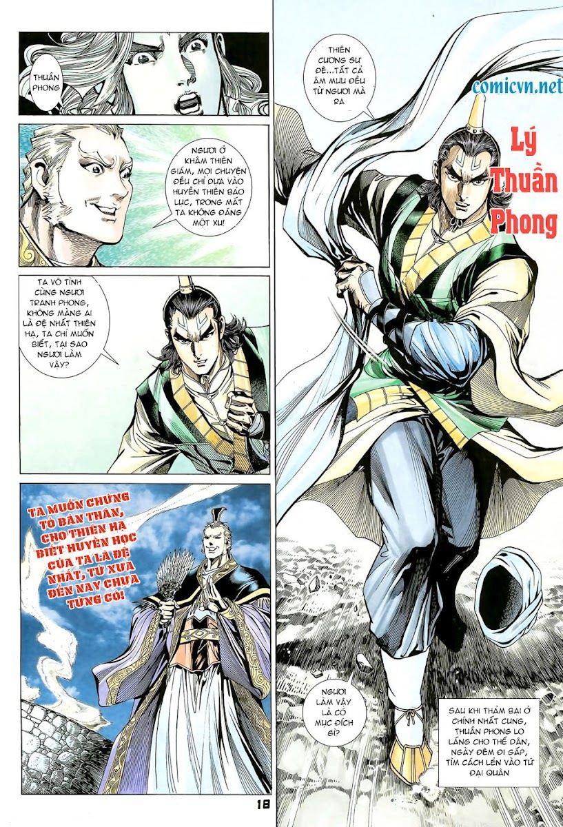 Đại Đường Uy Long chapter 90 trang 18