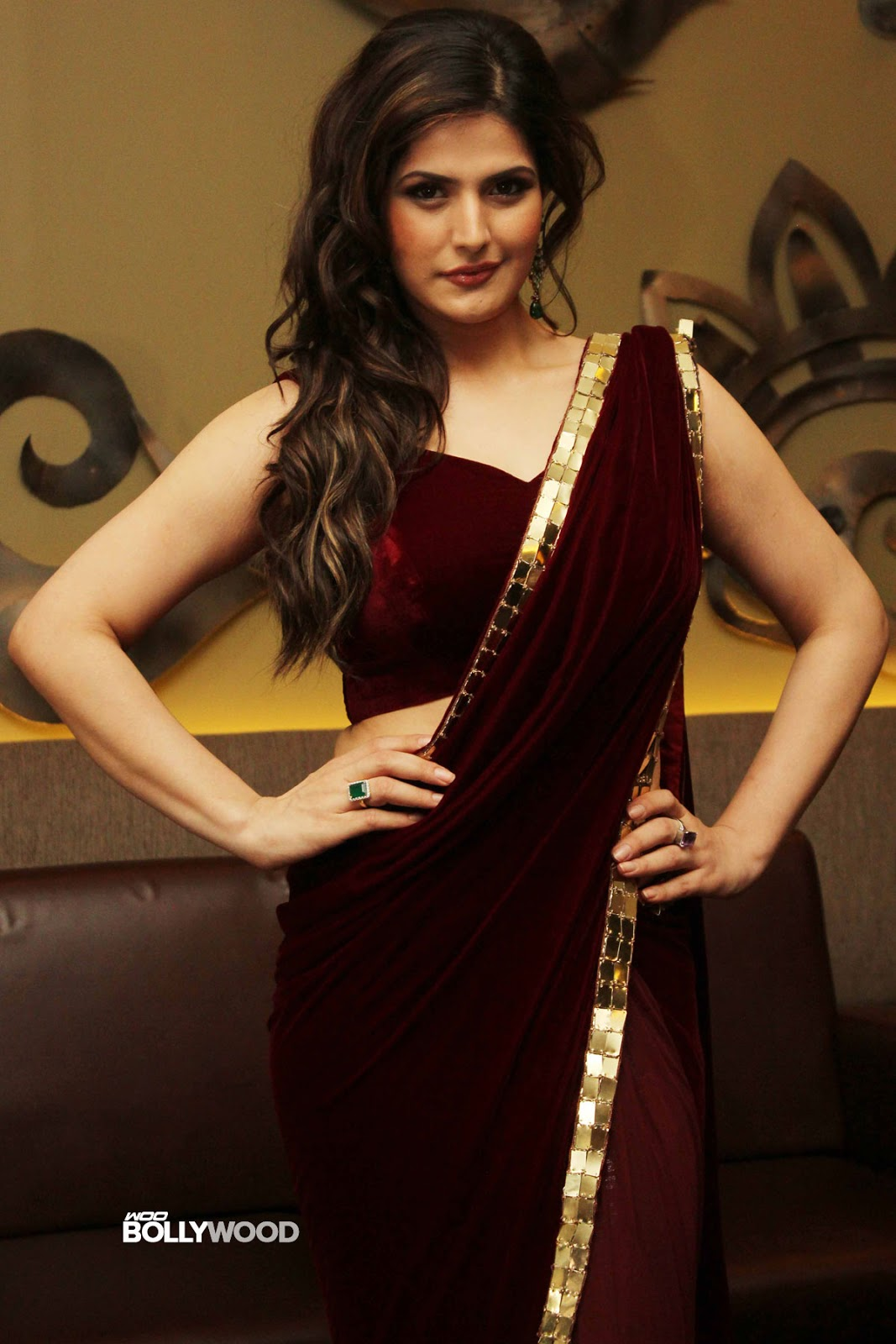 Zarine Khan Hottest Latest Picture Full Hd  Punjabi Music -6842