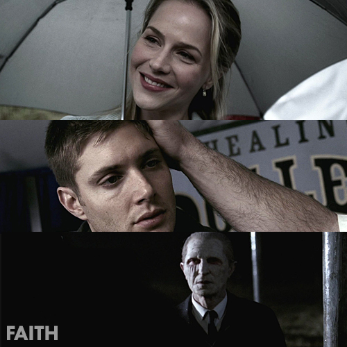 Supernatural 1x12 - Faith