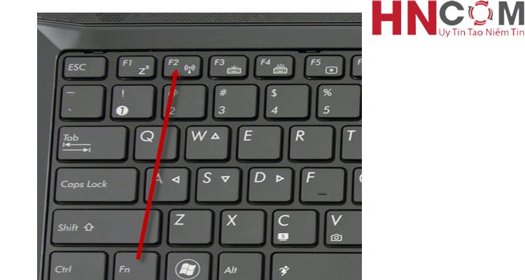 Khắc phục lỗi chấm than, không bắt được wifi ở máy tính laptop Tại HNcom 5