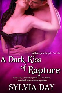 A Dark kiss of Rapture – Silvia Day