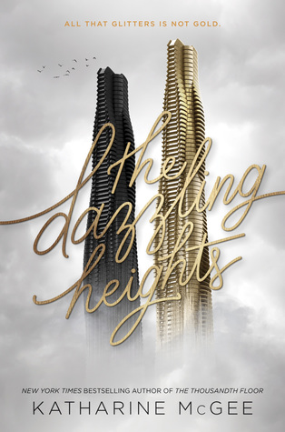 The Dazzling Heights book cover
