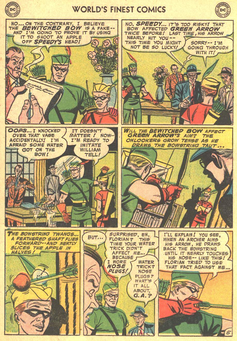 Read online World's Finest Comics comic -  Issue #80 - 22