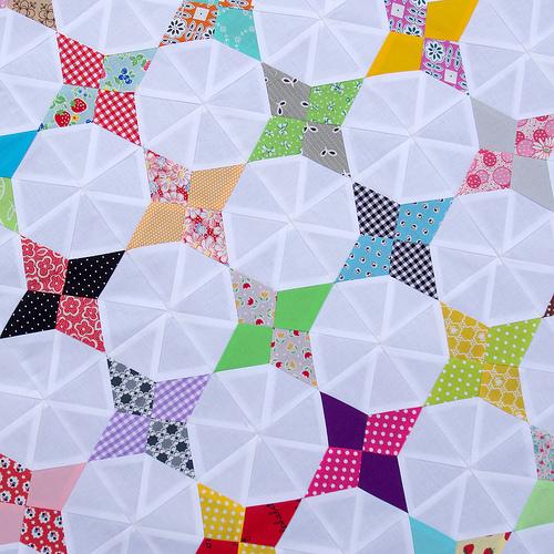 Tutorial - Hummingbird Block and Foundation Paper Piecing Pattern