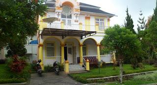 Villa Kota Bunga CC7 - 1, Kemewahan dan Kemudahan Berakomodasi