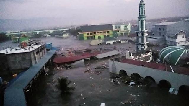 Alhamdulillah! Sempat Menghilang Terseret Tsunami, 2 Warga Sukabumi Ditemukan Selamat