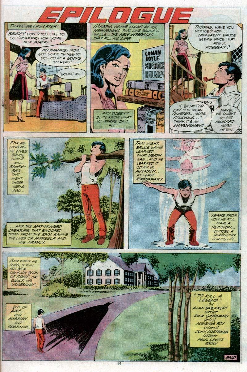 Detective Comics (1937) 500 Page 22