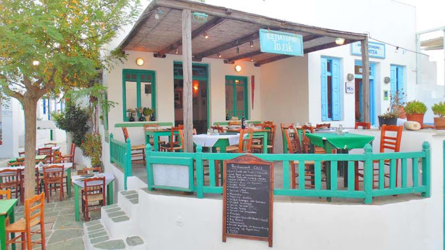 Greece, Folegandros, travel, restaurant, chic, vegetarian, village, old style