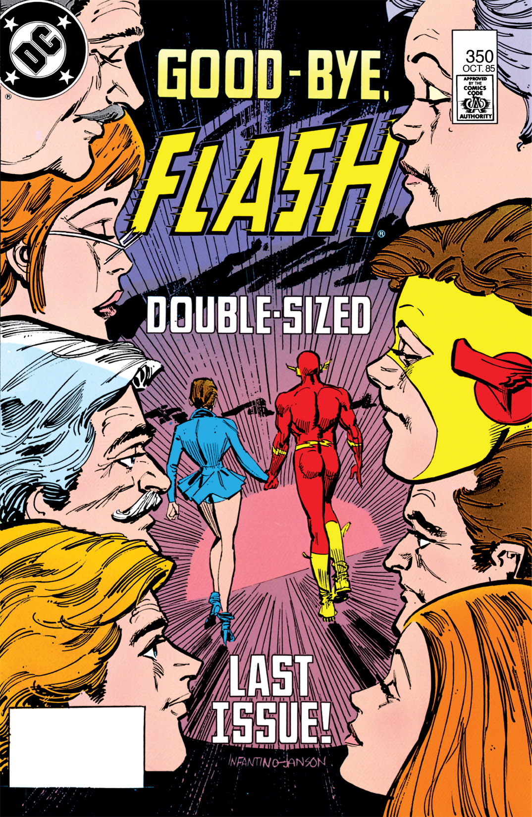 The Flash (1959) 350 Page 1