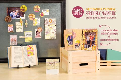 sei lifestyle: GIVEAWAY! Club SEI September Papercrafting Kit