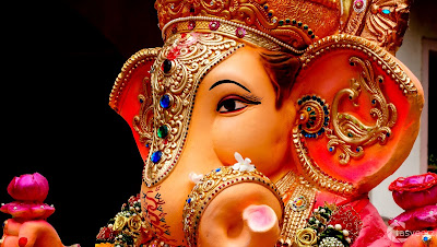 Download Ganpati Aarti lyrics in Hindi PDF