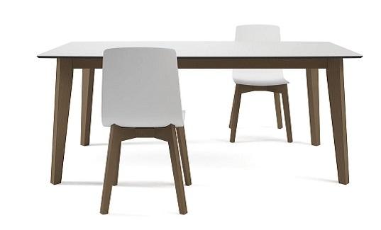 Mesas y sillas de cocina y comedor extensibles Cancio Vetas