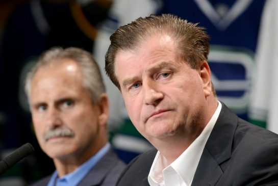Jim Benning Canucks NHL Rumours